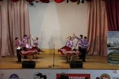 ансамбль Задоринка старшая группа