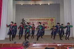 ансамбль народного танца Казачья душа конкурс Казачьему роду нет переводу номинация хореография