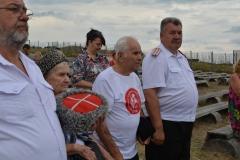 Атаман ККВ за рубежом Пивнев в центре