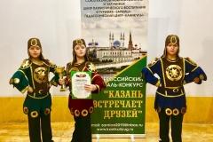 Образцовый художественный хореографический ансамбль Искорки